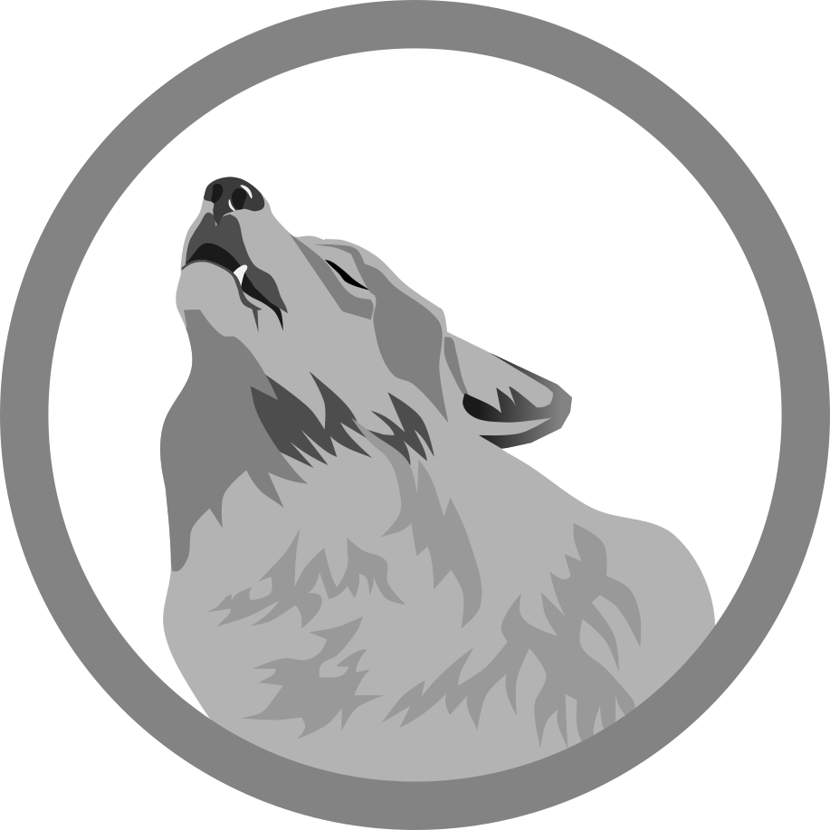 Howling Wolf White