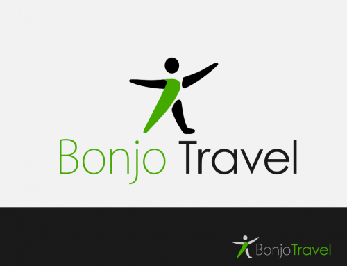 Travel company logos
