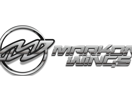 """Markon Wings"" Logo"