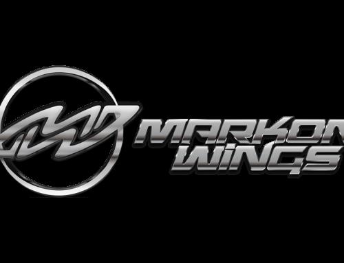 """Markon Wings"" Logo"