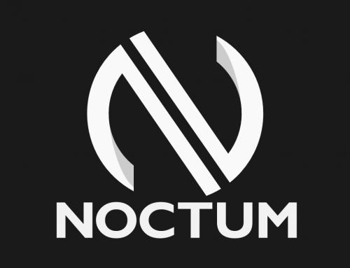 """Logo for """"NOCTUM"""""""