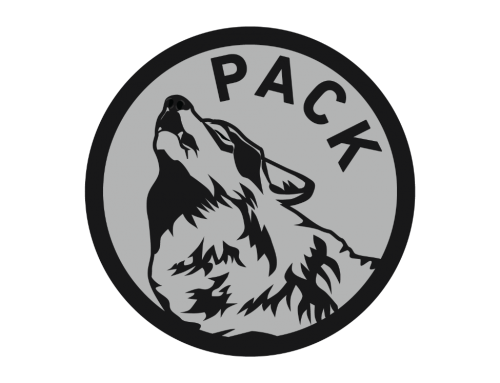Howling Wolf Logo