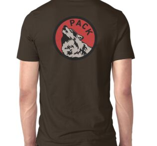 Wolf Pack unisex tshirt
