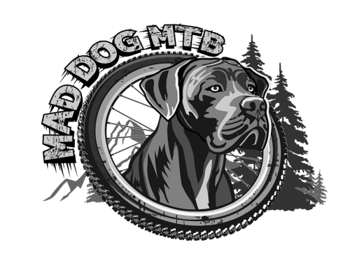 Logo for MAD DOG MTB