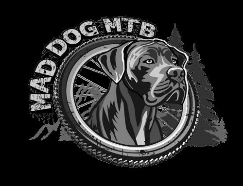 Logo for MAD DOG MTB
